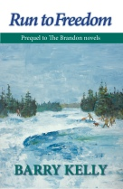 Barry Kelly's fourth novel