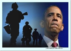 Obama vs military