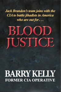 Blood Justice Front Cover